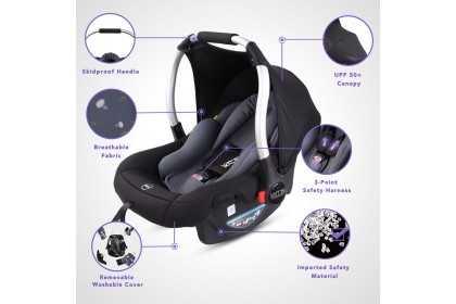 Lettas Murphy Baby Carrier Car Seat